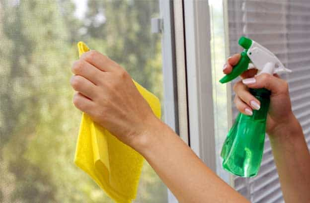 Asmi Cleaning Agent Glass Cleaner